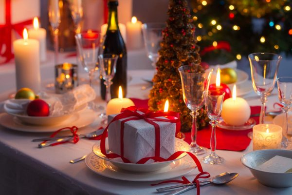 kerst buffet